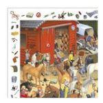 Djeco -  Puzzle équitation 200 pièces 3070900074545