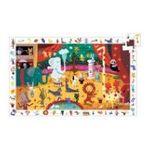 Djeco -  Puzzle 35 pièces Cirque 3070900075870