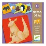 Djeco -  Memo animaux couleurs 3070900081109
