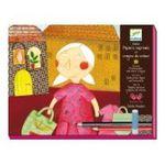 Djeco -  Atelier papier & crayons 3070900086067