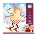 Djeco -  Coffret de tampons bonhommes patates 3070900089204