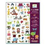 Djeco -  1000 stickers 3070900089501