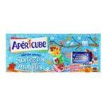 Apéricube -   edition limitee aperitif de fromage fondu etui carton standard  48ct assortis aperitif 50 pourcent m.g. 48 cubes  3073780977524