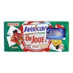 Apéricube -  on joue aperitif de fromage fondu etui carton standard  24ct assortis aperitif 50 pourcent m.g. 24 cubes  3073781011616