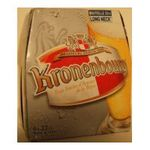 Kronenbourg - Bière blonde  | CLUSTER 6X33CL KRONEMBOURG 3080210000103