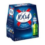 1664 - Bière blonde  3080210000226
