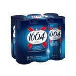 1664 - Bière blonde  3080210000936