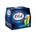 1664 - Bière blonde  3080210001056
