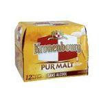 Kronenbourg - Pur malt bière sans alcool 3080210007744