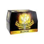 Grimbergen -  Bière blonde 3080210007829