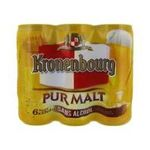 Kronenbourg - Bière blonde  3080216009124