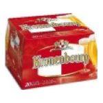 Kronenbourg - Bière blonde  3080216016030