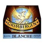 Grimbergen - Bière cuvée blanche  3080216017754