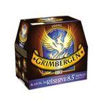Grimbergen -  Bière blonde  3080216021164