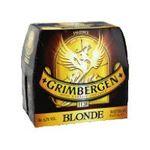 Grimbergen -  Bière blonde  3080216022802