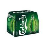 Carlsberg - Bière blonde  3080216027104