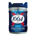 1664 - Instant pression Bière blonde  3080216028705
