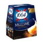 1664 - Bière blonde millesime 3080216029504