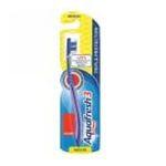 Aquafresh -  flex triple protection brosse a dents blister1ct synthetique medium adulte triple performance  3094900056837