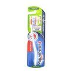 Aquafresh -  inter espaces brosse a dents blister 3ctsynthetique souple adulte flexible  3094905000095