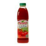 Pampryl -  jus de legume bouteille plastique tomate sel pur jus etagere  3104931651410