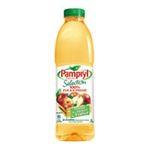 Pampryl -  jus de fruits bouteille plastique pomme pur jus  3104931651618