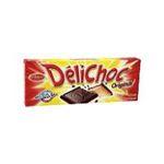 Delacre -   delichoc biscuit patissier boite carton nature standard delichoc nap tablette chocolat noir rectangle chocolate  3116430059765