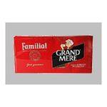 Grand Mère -   grand mere cafe moulu familial lot 4x  3117341615248