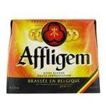 Affligem -   biere bouteille verre  12ct 6.7 degres blonde  3119780237821