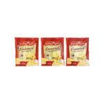 Entremont -   fromage a pate pressee sachet plastique standard  3ct 45 pourcent m.g. rape emmental  3123930710737