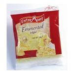 Entremont -  Entremont   Emmental râpé   Colis de 120 sachets - Le sachet de 20 g 3123930711215