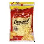 Entremont -   fromage a pate pressee sachet plastique standard 45 pourcent m.g. rape emmental  3123930713257
