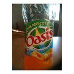 Oasis -  boisson aux fruits plate bouteille plastique peche abricot  3124480159366