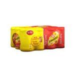Schweppes -  agrum soft drinks gazeux boite metal agrume standard  12ct pas de cafeine boisson aux fruits gazeuse etagere  3124480170149