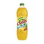 Oasis -  boisson aux fruits plate bouteille plastique ananas  3124480211057