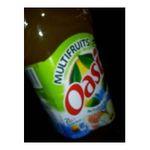 Oasis -  boisson aux fruits plate bouteille plastique multifruits  3124480216700