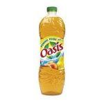 Oasis -  boisson aux fruits plate bouteille plastique pomme et poire  3124480253545