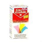 Eau écarlate -   ecarlate sos linge deteint decolorant linge deteint doses en boite dithionite de sodium poudre pendant lavage  3152210005027