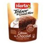 Herta -  tresor de grand'mere pate pate a gateau liquide chocolat standard doy pack  3154230034421