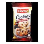 Herta -  pate pate a cookies bloc pepite de chocolat standard film plastique  3154230065692