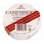Elle & Vire -   | Camembert 45 % barre orange | Colis de 12 pièces - La pièce de 240 g 3161910436710