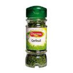 Ducros -   herbes flacon verre entier cerfeuil  3166290200302