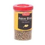 Ducros -   poivre boite menagere grains poivre blanc  3166290910041