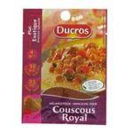 Ducros -   sachet malin melange doy pack poudre melange pour couscous royal  3166291440004