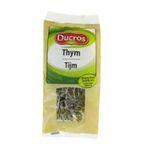 Ducros -   herbes sachet aluminium entier thym  3166291452007