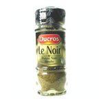 Ducros -   poivre flacon verre moulu poivre noir  3166291456401
