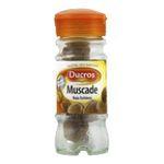 Ducros -   ducros noix muscade entiere flacon     MUSCADE NOIX 25G DUCROS 3166291468800