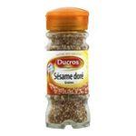 Ducros -   epice flacon verre grains sesame  3166291474108