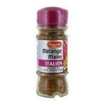 Ducros -   cuisinez tout melange flacon verre deshydrater a l'italienne  3166291522205