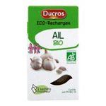 Ducros -    boîte éco-recharges ail bio ducros    ECO RECHARGE AIL BIO 36G DUCROS 3166291539302